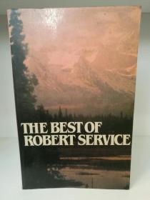 The Best of Robert Service(诗歌)英文原版书