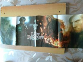 The Last Remnant(最后的神迹) 海报或宣传画1张