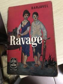 RENE  BARJAVEL`RAVAGE   12