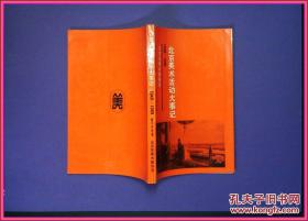 北京美术活动大事记1949-1989 安世明 北京市美术家协会 1992年一版一印 3500册