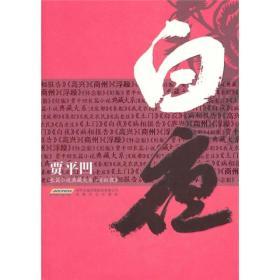 贾平凹长篇小说典藏大系:白夜