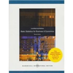 BasicstatisticsforBusiness&Economics,7thEdition