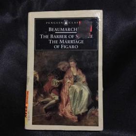 博马舍戏剧   The Barber of Seville and the Marriage of Figaro