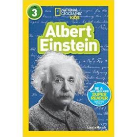 National Geographic Readers:ALBERT EINSTEIN (LEVEL 3)