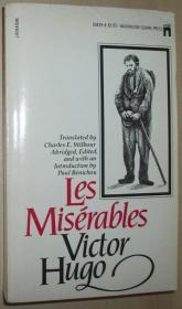 英文原版书 Les Mis Erables (Enriched Classics) 悲惨世界 Victor Hugo,最佳简写润色本 Abridged by Paul Benichou (Author)