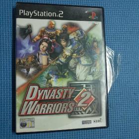 PLAYSTATION2游戏光盘2dvd
