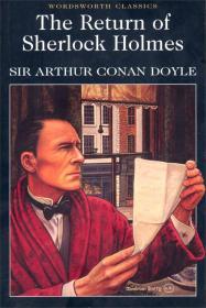 WW9781853260582微残-英文版-Return of Sherlock Holmes (Wordsworth Classics)
