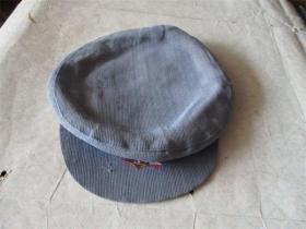 五十年代海军帽子(附宁波同福昌制帽工场的凤凰商标)