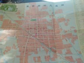 1998年最新廊坊交通图