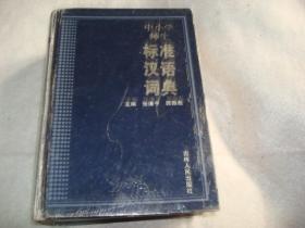 中小学师生标准汉语词典
