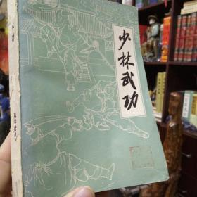 少林武功(插图版)