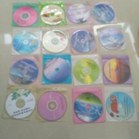 DVD光盘~宗教~妙量法师16袋31张不重复