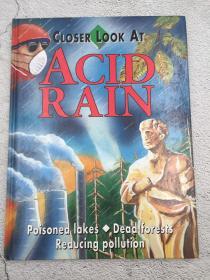 Closer Look at Acid Rain
