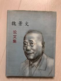 魏景文(眼科专家)论文集【请注意看详细描述】