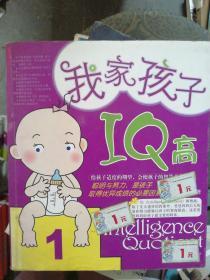 我家孩子IQ高