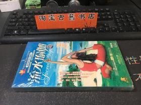 DVD4碟装  瑜伽馆专用权威教材/流水瑜伽 中英双语 中文字幕