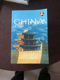 中国旅游 China 2014 历史 风景 民俗panda guides 中国旅游指南