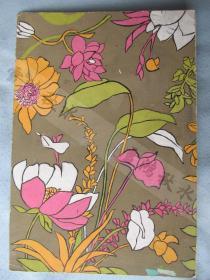 潍坊工艺美术研究所——美术工艺品设计图稿——八张合售