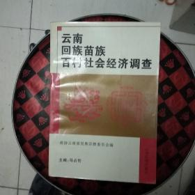 云南回族苗族百村社会经济调查
