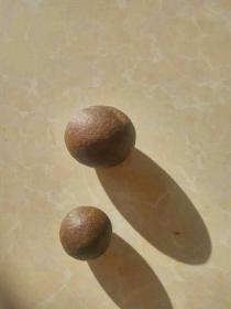 羊宝。羊身上的结石,药用价值极高,市场稀少,极为珍贵。共两个,约11克。