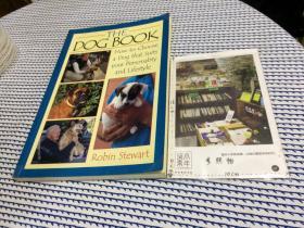 英文原版 THE DOG BOOK :  HOW TO CHOOSE A DOG THAT SUITS YOUR PERSONALITY AND LIFESTYLE  找一条适合自己个性与生活方式的狗