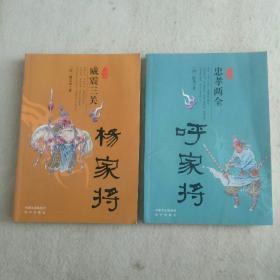 威镇三关杨家将/忠孝两全《呼家将》.二本同售
