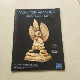 WAL TER ARADER HIMALAYAN ART