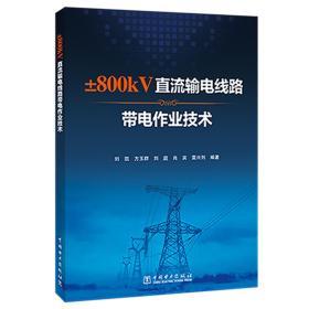 ±800KV直流输电线路带电作业技术