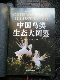 中国鸟类生态大图鉴【缺书皮里面全新正版】
