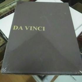DA  VINCI  10《達芬奇》  精裝   有外盒  未拆封