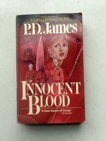INNOCENT BL00D P.D.James