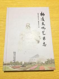 杨凌文化艺术志【详情看图——实物拍摄】