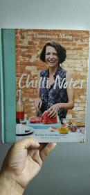 chilli notes; recipes to warm the heart (not burn the tongue) 辣椒记;温暖心脏的食谱(不烧舌头) 英文菜谱 精装本