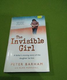 英文原版the invisible girl