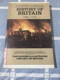 英国历史1485-1789(全英文)