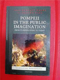 Pompeii in the Public Imagination from its Rediscovery to Today (重新发现以来公众想象中的庞贝城)研究文集