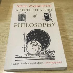 英文原版 A Little History of Philosophy by Nigel Warburton