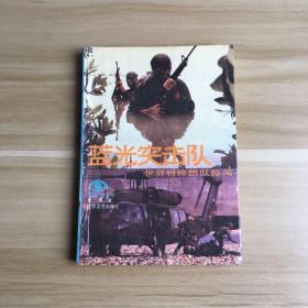 蓝光突击队(纪实文学丛书)