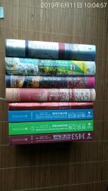 甲骨文丛书之战争经典6种8册(包括《地中海三部曲》、《征服者》、《南京1937》《特拉法尔加战役》《石山本愿寺之战》《最后的十字军东征》)