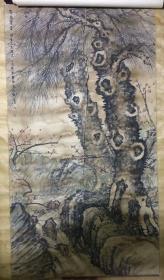 民国著名书画家龚野薇书画一幅