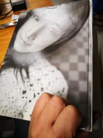 后藤真希写真集 MAKI GOTOH,02年第6版  外观品相差