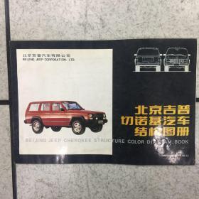 北京吉普切诺基汽车构造图册