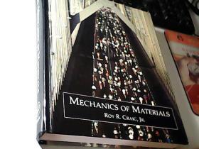 MECHANICS OF MATERIALS【材料力学 16开精装】