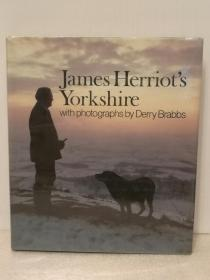 吉米·哈利的约克郡 James Herriots Yorkshire (英国)英文原版书