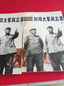 刘邓大军风云录(上下)