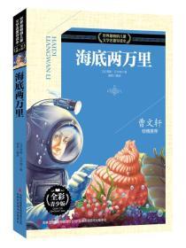 新书--世界最畅销儿童文学名著导读本:海底两万里