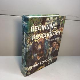 英文原版:BEGINNING PSYCHOLOGY REVISED EDITION(16开精装本)