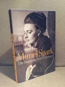 Murial Spark: The Biography(马丁·斯坦纳德《穆丽尔·斯帕克传》,精装大开本,配插图,2009年美国初版)