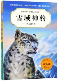 雪域神豹/中外动物小说精品(升级版第5辑)