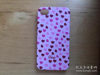 iPhone 4 手機殼 塑料材質  (VWA)
